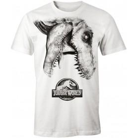 Jurassic Park T-Shirt Tyra Logo