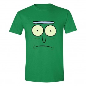 Rick & Morty T-Shirt Pickle Rick Face