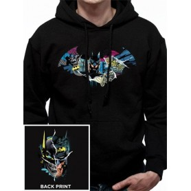 DC Comics sweater à capuche Batman Gotham Face
