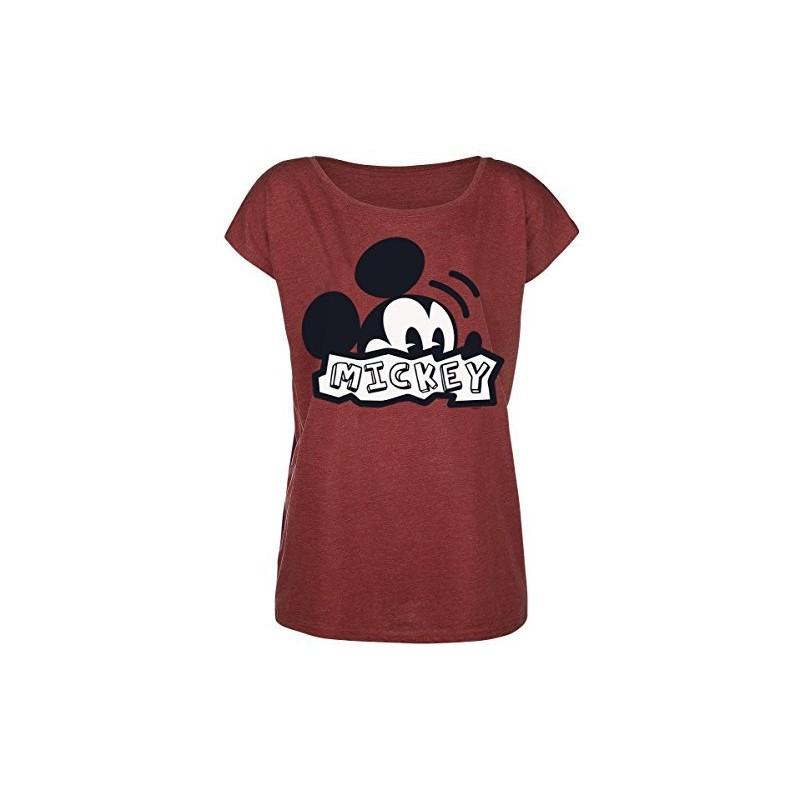 Disney T-Shirt Femme Mickey