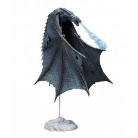 Le Trône de fer figurine Viserion (Ice Dragon) 23 cm