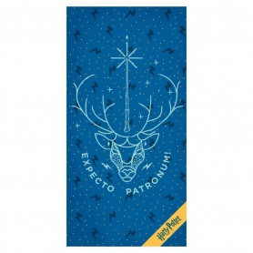 Harry Potter serviette de bain Expecto Patronum 180 x 90 cm