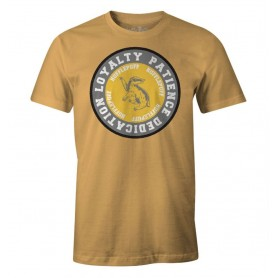 T-Shirt Unisex Harry Potter - Loyalty Hufflepuff
