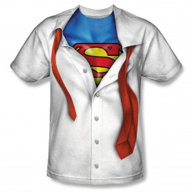 T-Shirt - Clark Kent Costume