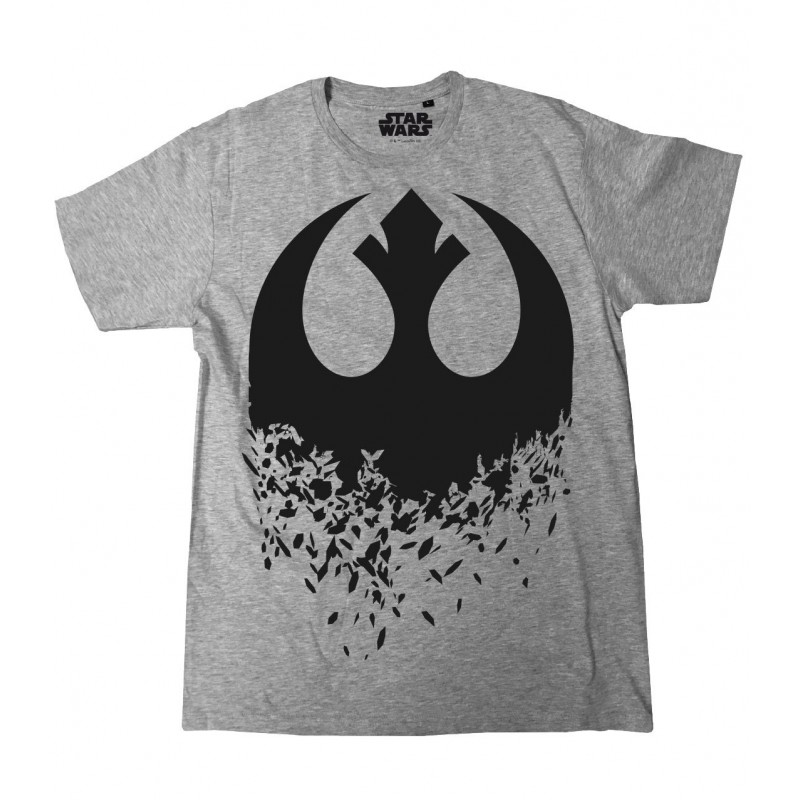 "T-Shirt Unisex - Star Wars ""Rebel Destroy"""
