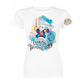 "T-Shirt Femme - Disney ""Looking for Wonderland"""