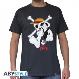 "T-Shirt Unisex - One Piece ""Luffy"""