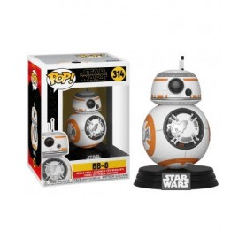 """Star Wars - Funko POP! - 314 """"BB-8"""""""