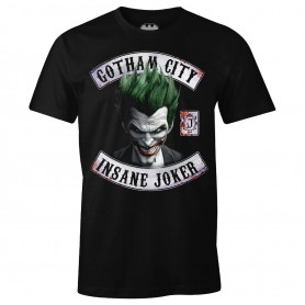 "Batman - T-Shirt Unisex - ""Insane Joker"""