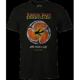 """Jurassic Park - T-Shirt Unisex - """"Moustic Tour 1993"""""""