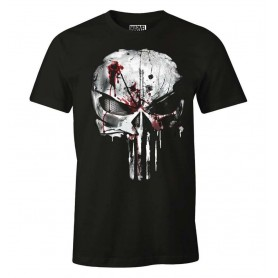 "The Punisher - T-Shirt Unisex - ""Bloody Skull"""