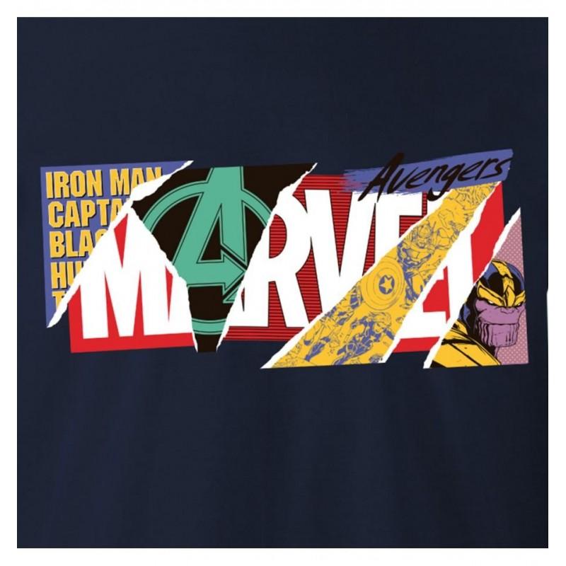 "Marvel - T-Shirt Unisex - ""Marvel Collage"""