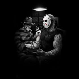 Vendredi 13 - Tshirt Tatoo Freddy
