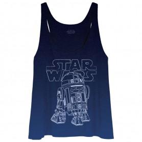 Star Wars - Débardeur R2D2