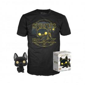 "Harry Potter - Funko POP! Tees - Figurine & T-Shirt ""Sirius Black"""