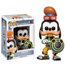Kingdom Hearts Figurine POP! 263 Disney Vinyl Goofy 9 cm