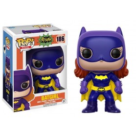 Batman 1966 POP! 186 Heroes Vinyl figurine Batgirl 9 cm