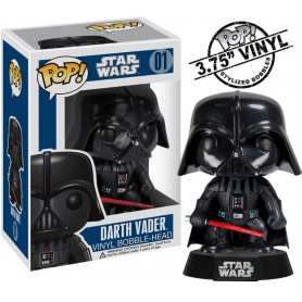 Star Wars POP! Vinyl Bobble Head Darth Vader 10 cm