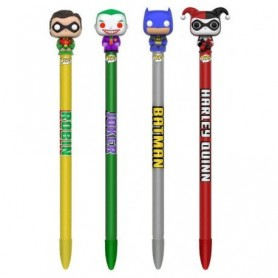 DC Comics POP! Stylo à bille avec embout Batman