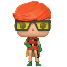 DC Comics POP! Heroes figurine Robin (Carrie Kelley) 9 cm