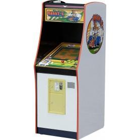 NAMCO Arcade Machine Collection Réplique 1-12 Rally-X 14 cm