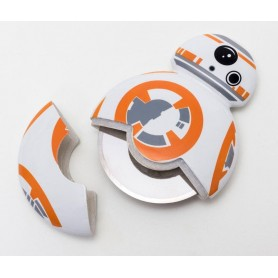 Star Wars Episode VII couteau à pizza BB-8