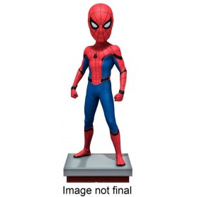Spider-Man Homecoming Head Knocker Spider-Man 20 cm