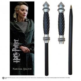 Harry Potter set stylo à bille et marque-page Narcissa