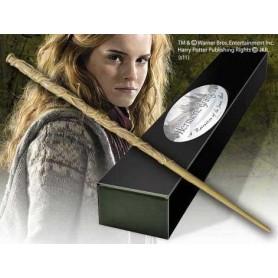 Harry Potter réplique baguette d'Hermione Granger (édition personnage)
