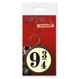Harry Potter porte-clés caoutchouc 9 3-4 6 cm