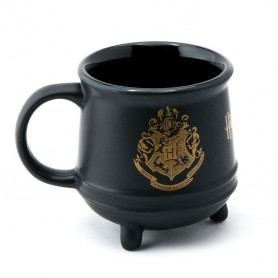 Harry Potter mug 3D Hogwarts Crest