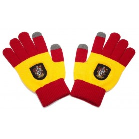 Harry Potter gants E-Touch Gryffindor Red