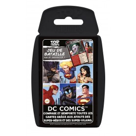 DC Comics jeu de cartes Top Trumps *FRANCAIS*