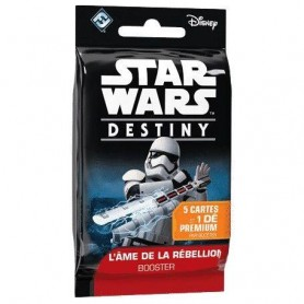 Star Wars Destiny Booster l'Ame de la Rébellion