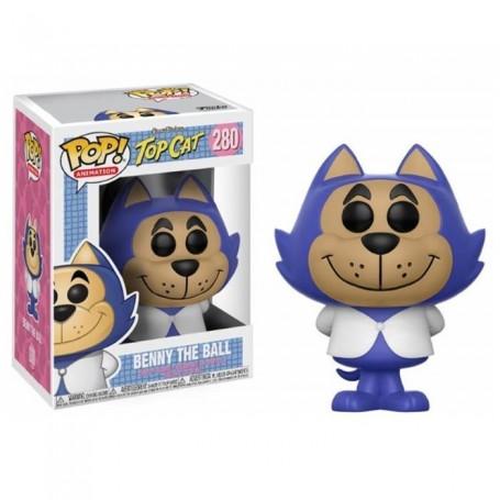 Hanna-Barbera POP! 280 Animation Vinyl figurine Benny The Ball 9 cm