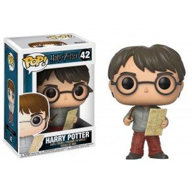 "Harry Potter - Funko POP! Movies - 42 ""Harry Potter with Marauders Map"""
