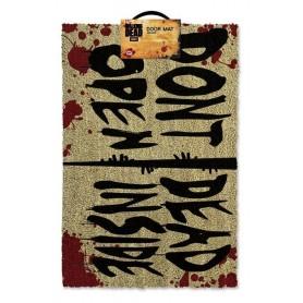 PAILLASSON The Walking Dead (Dont Open Dead Inside) Doormat