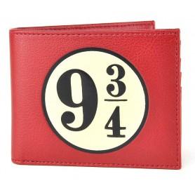 Harry Potter porte-monnaie Bifold Platform 9 3-4