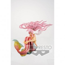 One Piece figurine SCultures Shirahoshi Rainbow Color Ver. 10 cm