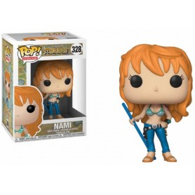 One Piece POP! 328 Television Vinyl figurine Nami 9 cm