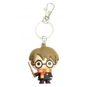 Harry Potter porte-clés caoutchouc Harry Potter 7 cm