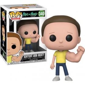 Rick et Morty POP! 340 Animation Vinyl figurine Sentinent Arm Morty 9 cm