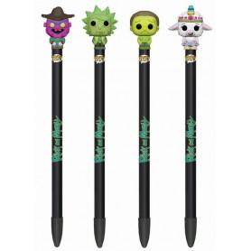 Rick & Morty POP!  stylo à bille avec embout - Series 2