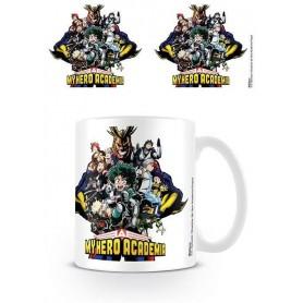 My Hero Academia mug Character Burst