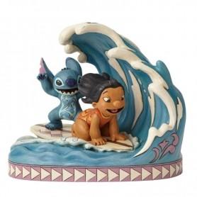 Disney Traditions - figurine Lilo & Stitch 15th anniversary 18 cm