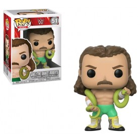 WWE POP! 51 Vinyl figurine Jake the Snake 9 cm