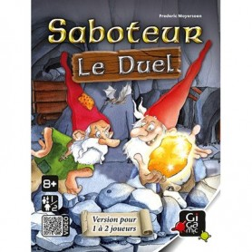 Saboteur le duel (VF)