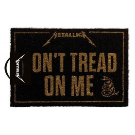 Metallica paillasson Don't Tread On Me 40 x 60 cm