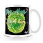Rick & Morty - mug Floating Cat Dimension 320 ml