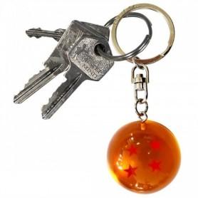 DBZ - Porte clés 3D boule de cristal